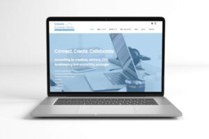Oceans Accounting Website Portfolio