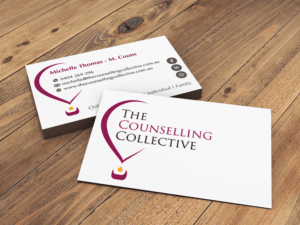 The Counselling Collective Business cards