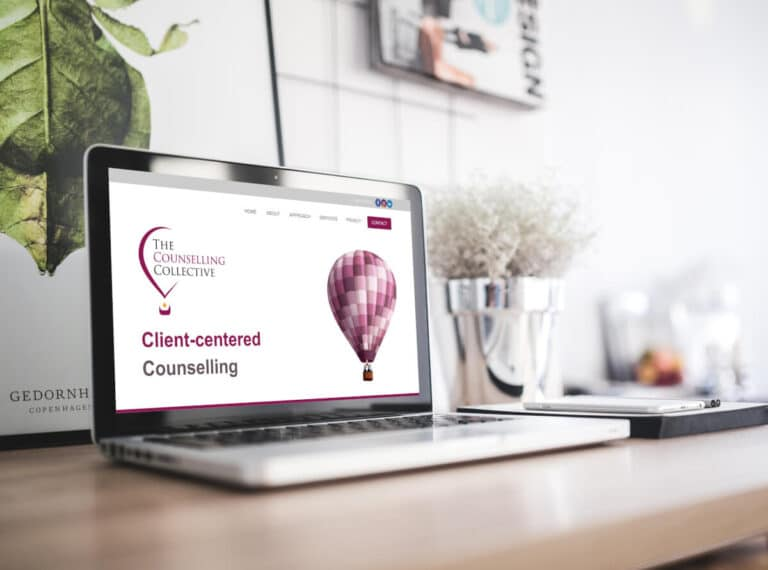 The Counselling Collective homepage