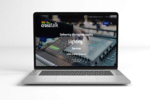 Crosstalk Website Preview