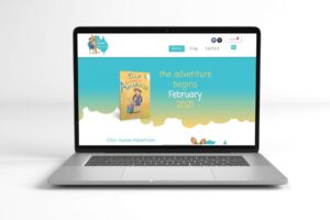 Ella's Aussie Adventures Website Preview