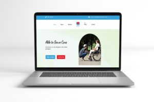 Able to Serce Care Website